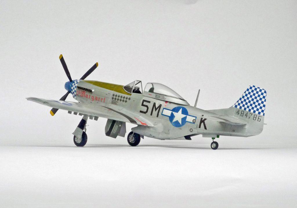 P 51d Mustang Jsc 605
