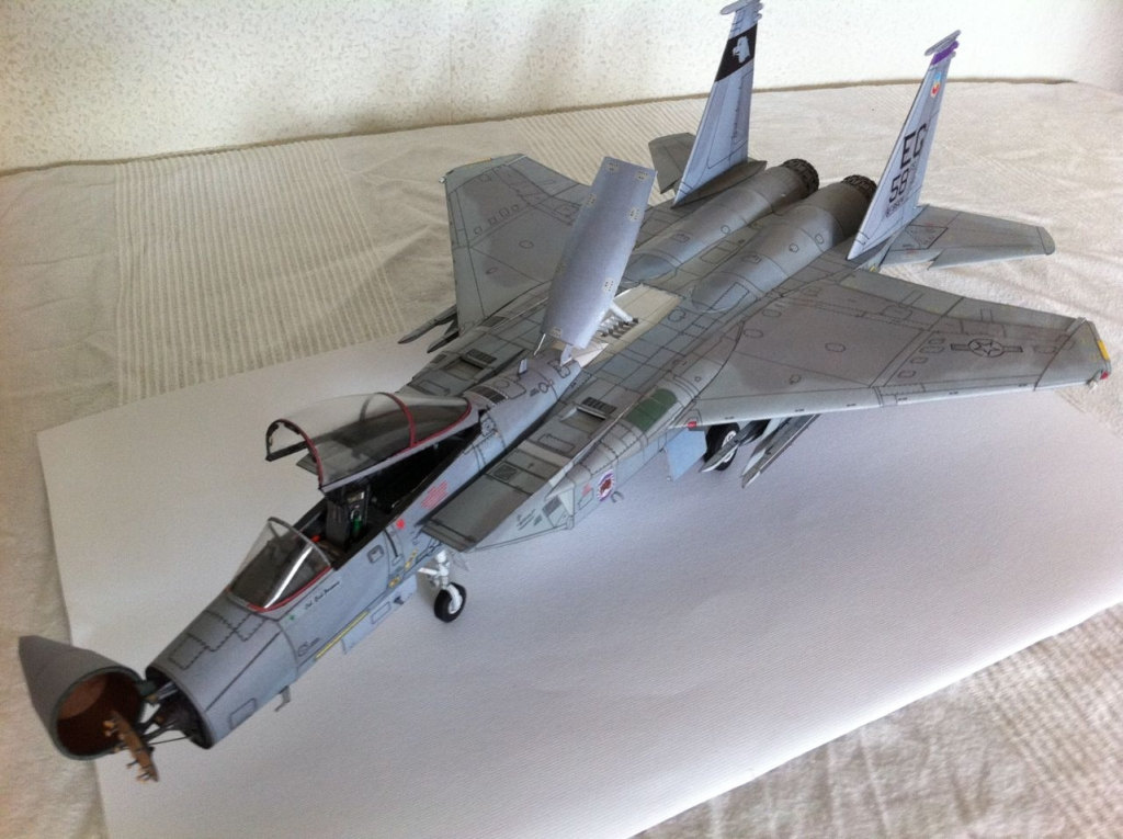 F 15C Halinski Lennart