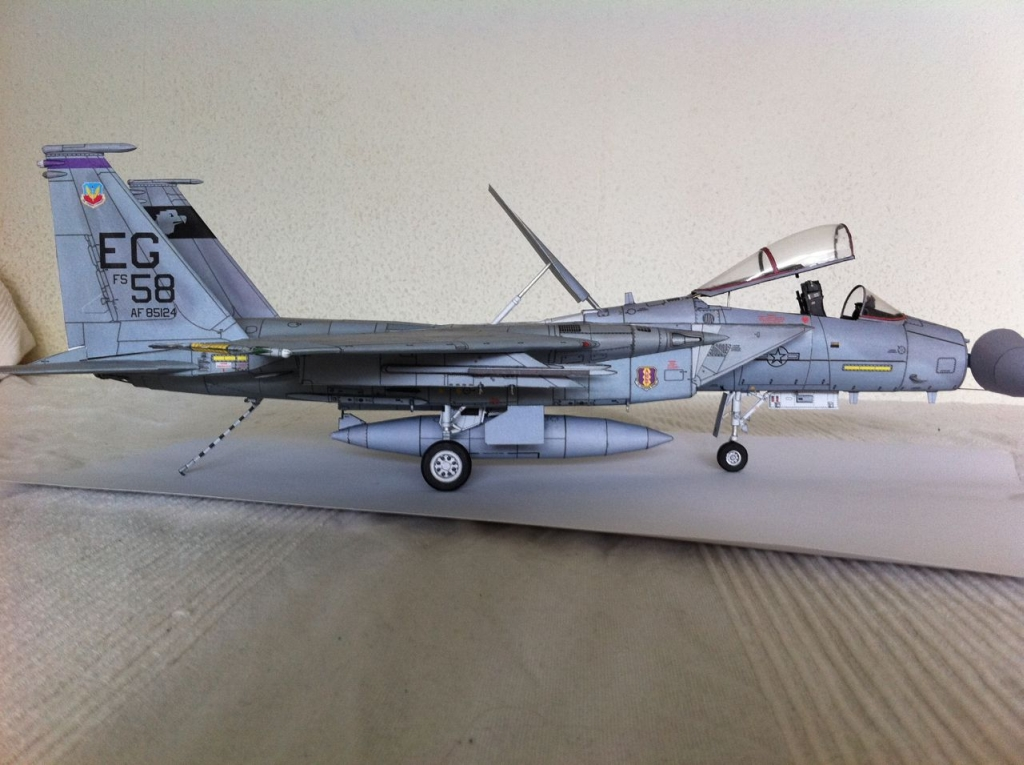 F-15C Halinski Lennart