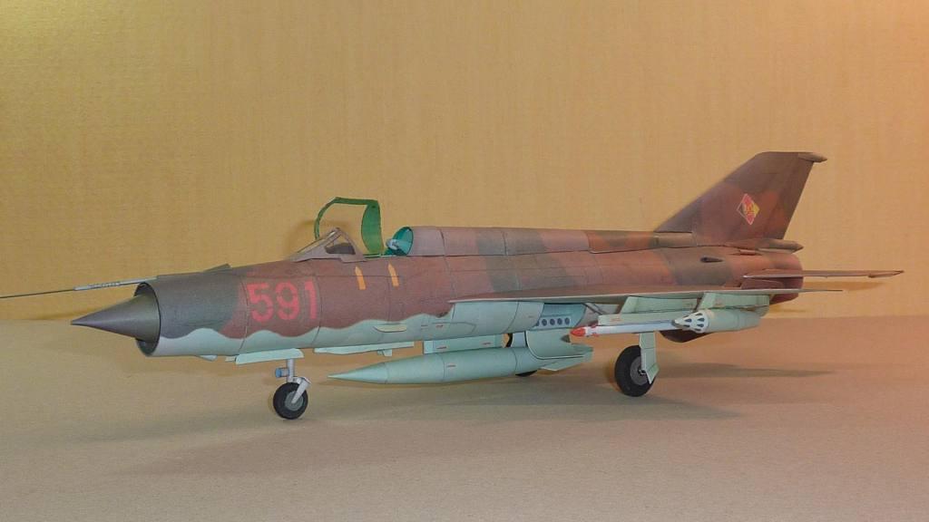 MiG-21MF DDR GPM 052