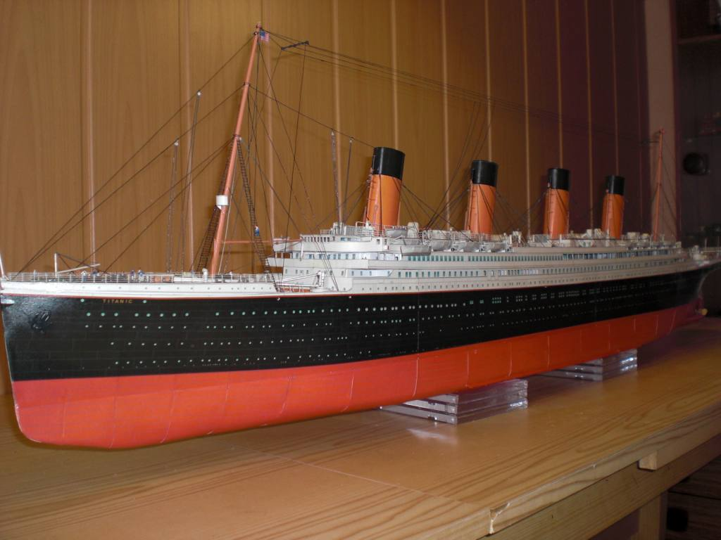 essay titanic ship Free essay: 3 other accommodations of the ship included a swimming pool, library, barber's shop, and a photographer's dark room c the titanic was believed.