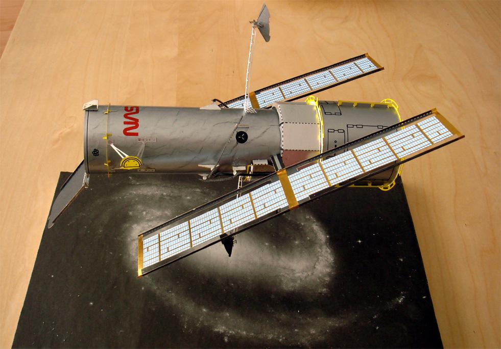 pennwalt model hubble space telescope - photo #21